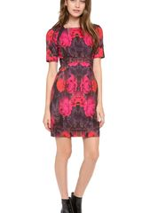 Nanette Lepore Spaceship Dress - Lyst