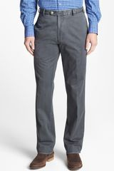 Peter Millar Raleigh Washed Twill Pima Cotton Pants - Lyst