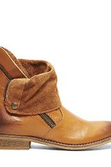 Steve Madden Solemate in Brown (COGNAC LEATHER) - Lyst