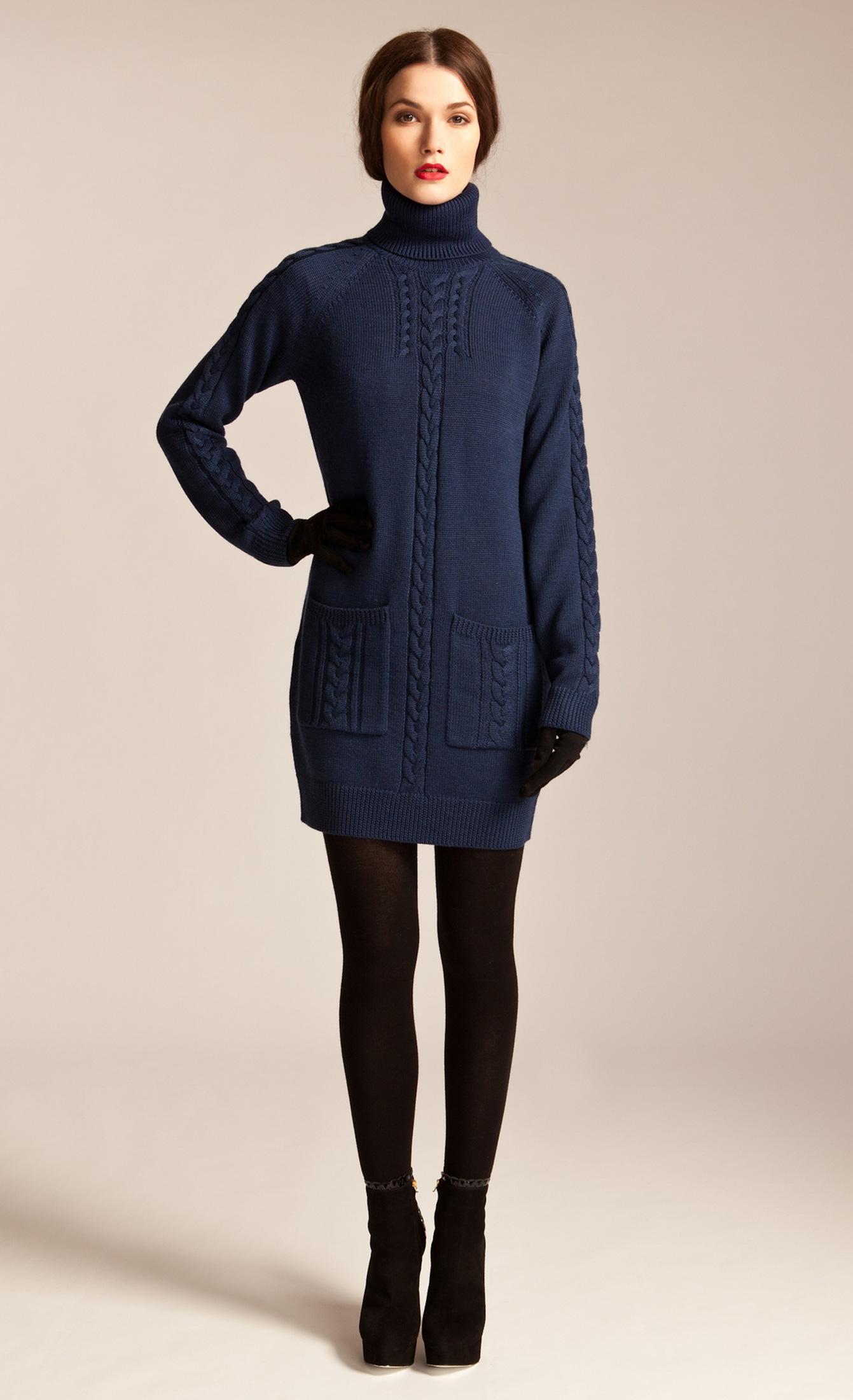 Temperley london Octavia Jumper in Blue | Lyst