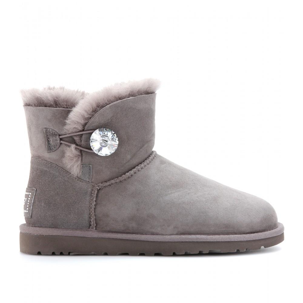c00cdb4f056 Ugg Mini Boots Gray - cheap watches mgc-gas.com