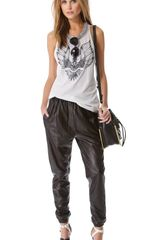 3.1 Phillip Lim Phoenix Tank with Beaded Collar - Lyst