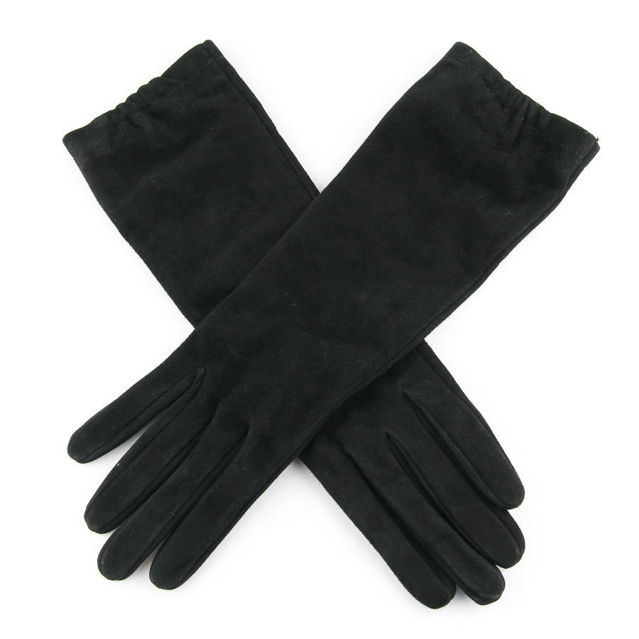 Ladies Woman Genuine Nappa Leather Driving Gloves Black or Brown On Sale #LW See more like this 3 Pairs of Leather Gloves: White, Black, Grey Ladies vintage $