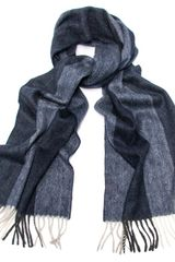 Black.co.uk Fitzroy Cashmere Scarf - Lyst