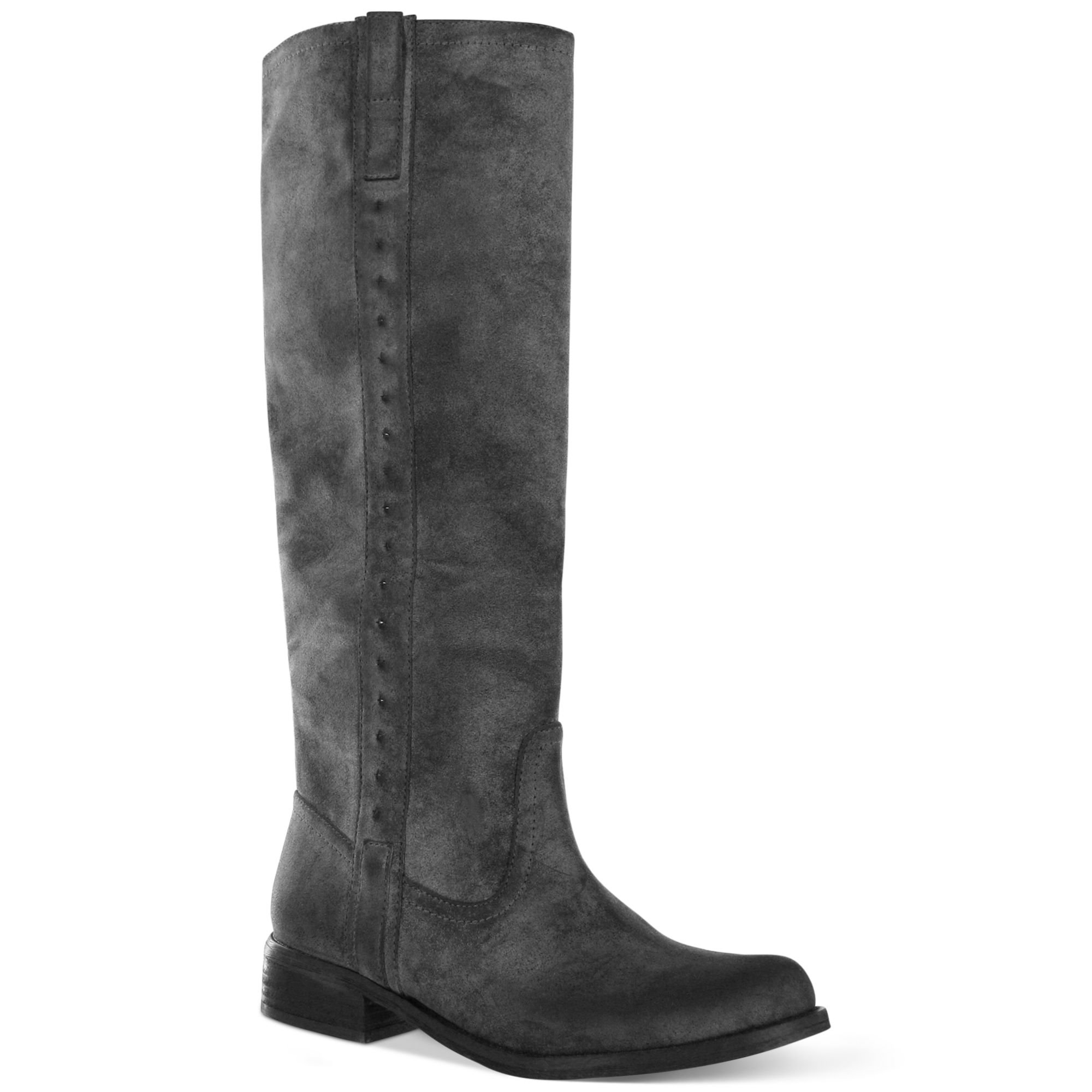 piperr shaft boots in black lyst