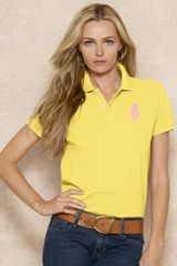 Pink Pony Classic Fit Polo - Lyst