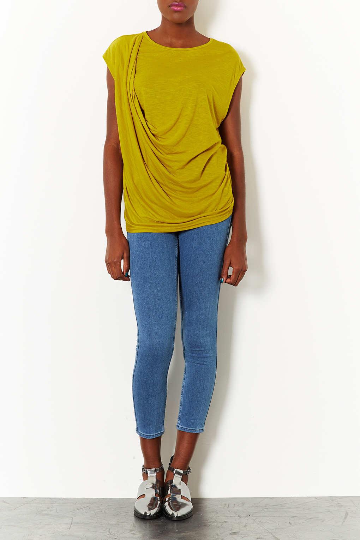 Topshop Internet Exclusive Vintage Jamie High Waisted Skinny Jeans ...