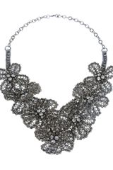 Valentino Necklace - Lyst