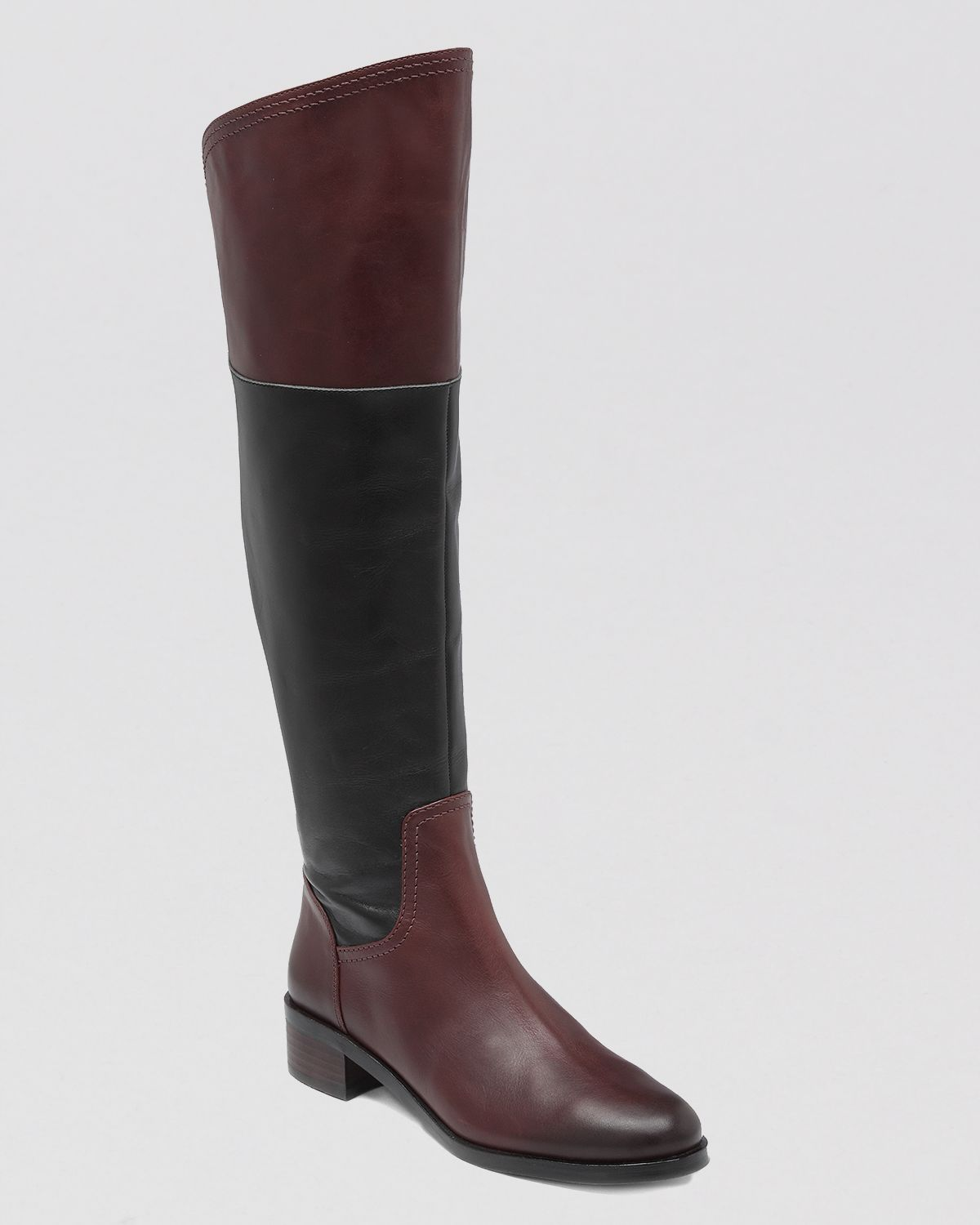 Lyst Vince Camuto Over The Knee Riding Boots Vatero Two