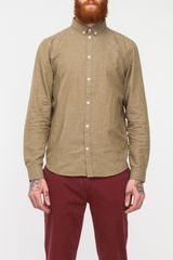 Cheap Monday Damon Bd Shirt - Lyst