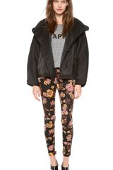 Elizabeth And James Diana Puffer Jacket - Lyst