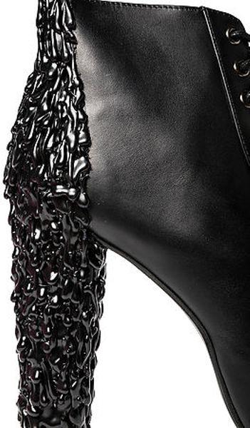 Jeffrey Campbell The Lita Back Drip Shoe In Black Lyst