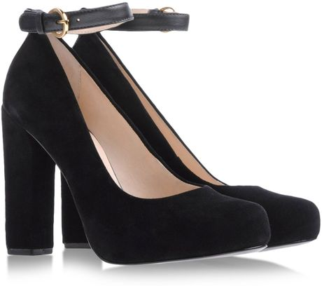 Kat Maconie Closed Toe in Black - Lyst