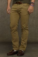 Polo Ralph Lauren Slim Fit 5pocket Pant - Lyst