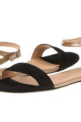 See By Chloé Two-tone sandals - Lyst