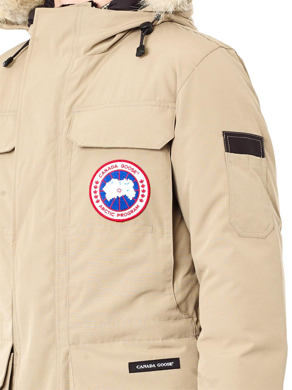 Canada goose logo embroidered shirts for Canada goose t shirt