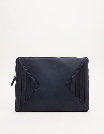 Collina Strada Tribune Laptop Case 15 in Nav - Lyst