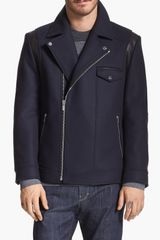 Hugo Bynch Biker Jacket - Lyst