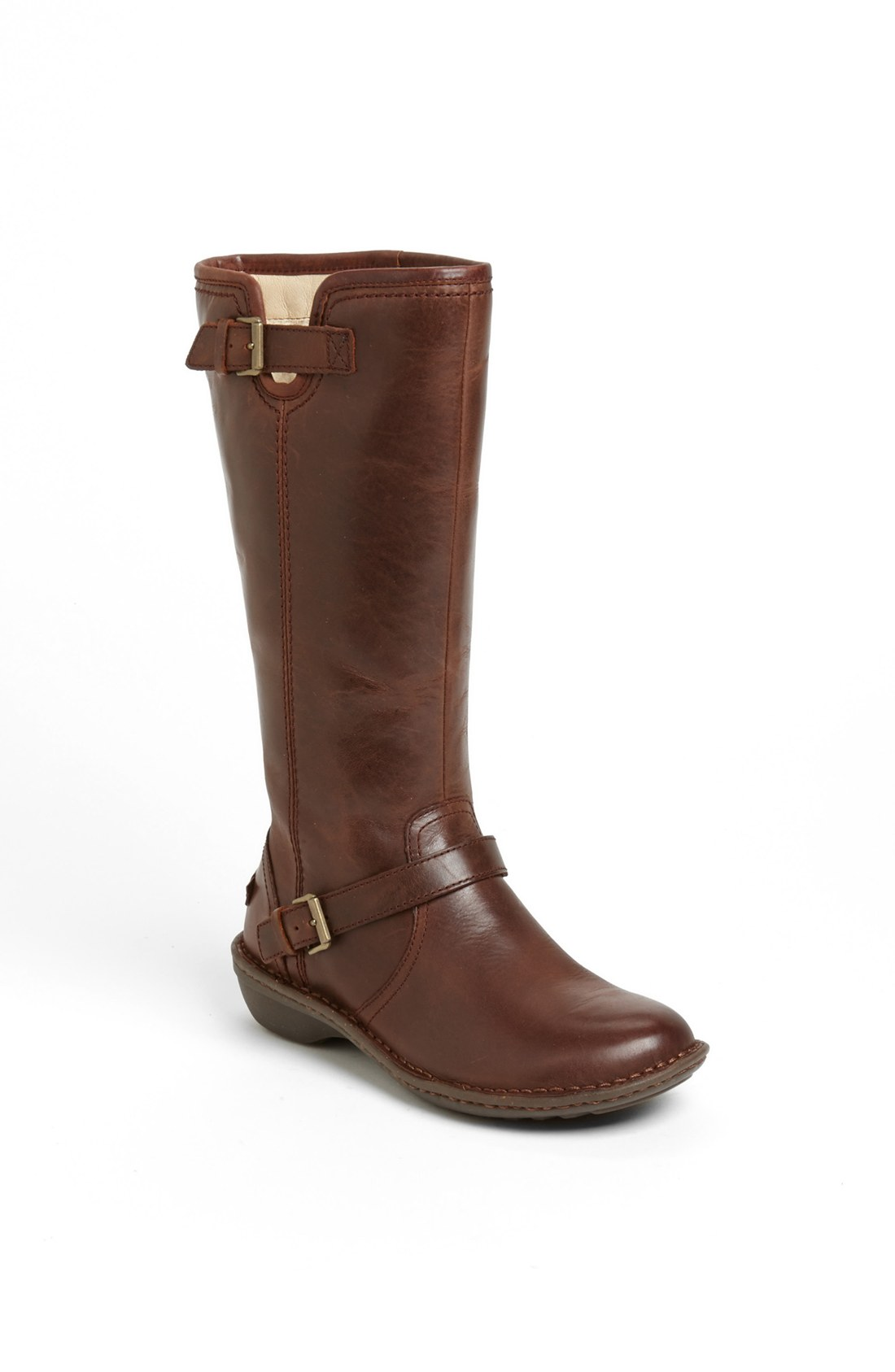 ugg tupelo boot in brown chocolate lyst