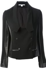 Diane Von Furstenberg Saskia Double-breasted Jacket - Lyst