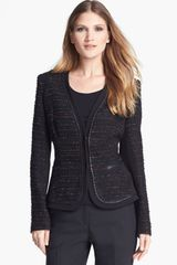 Lafayette 148 New York Shakira Flamenco Tweed Jacket - Lyst
