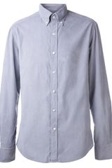 Michael Bastian Pincord Button Down Shirt - Lyst