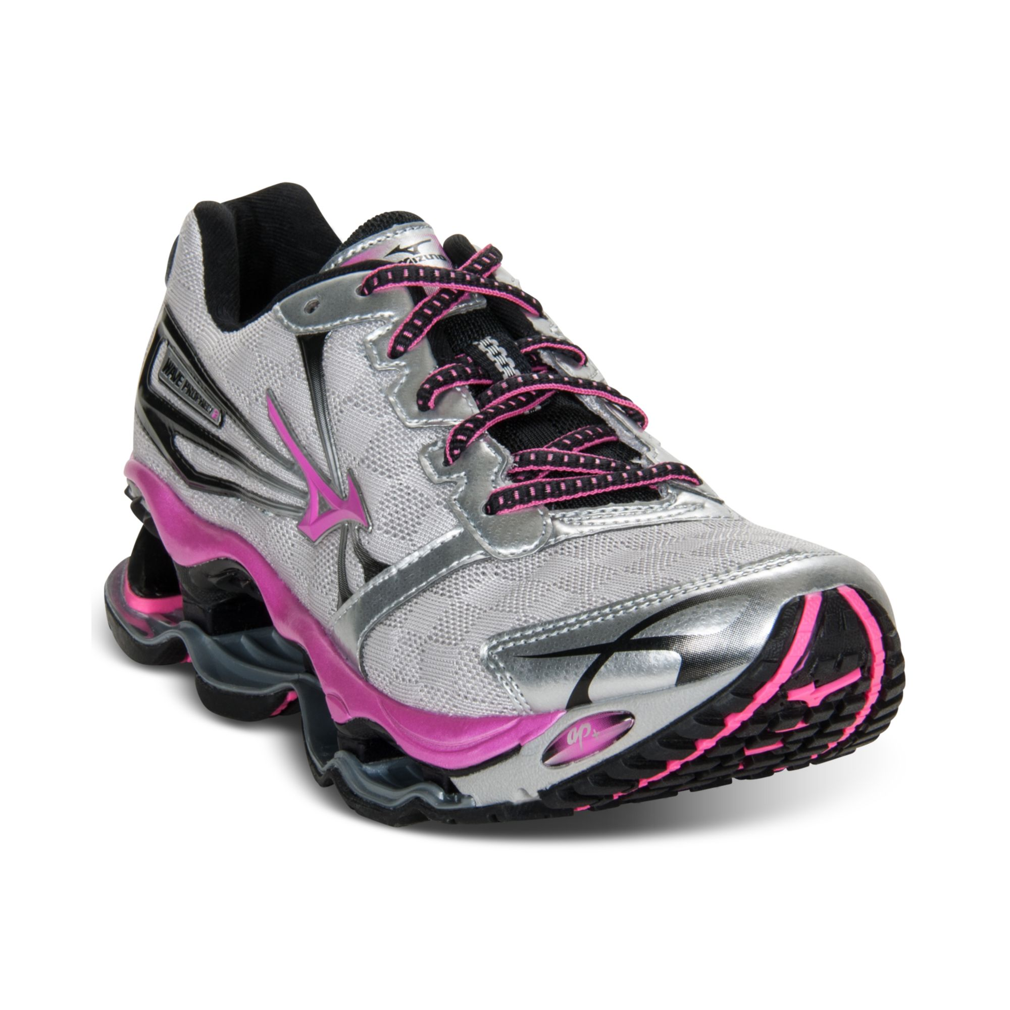 size 40 ed462 dd895 ... uk lyst mizuno wave prophecy 2 running sneakers b4e2c e4f5e
