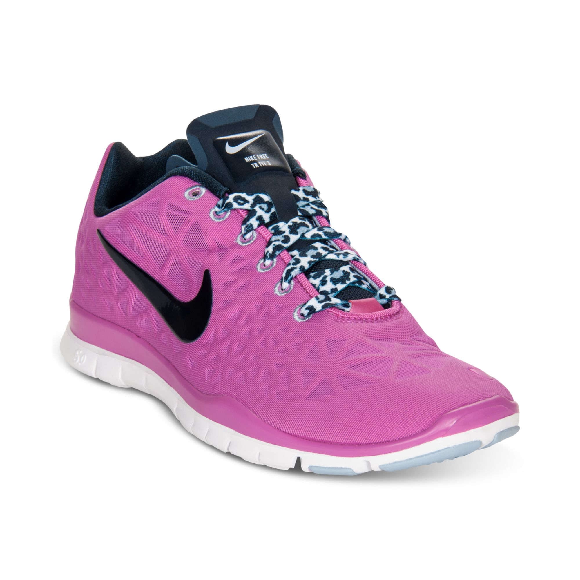 mens nike free tr fit all pink