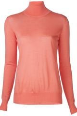 Proenza Schouler Turtle Neck Top - Lyst