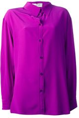 Stella McCartney Long Sleeve Shirt - Lyst