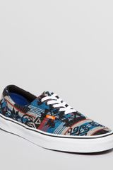 Vans Era Printed Sneakers - Lyst