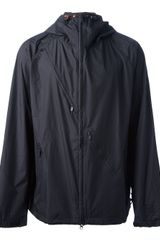 Y-3 Hooded Jacket - Lyst