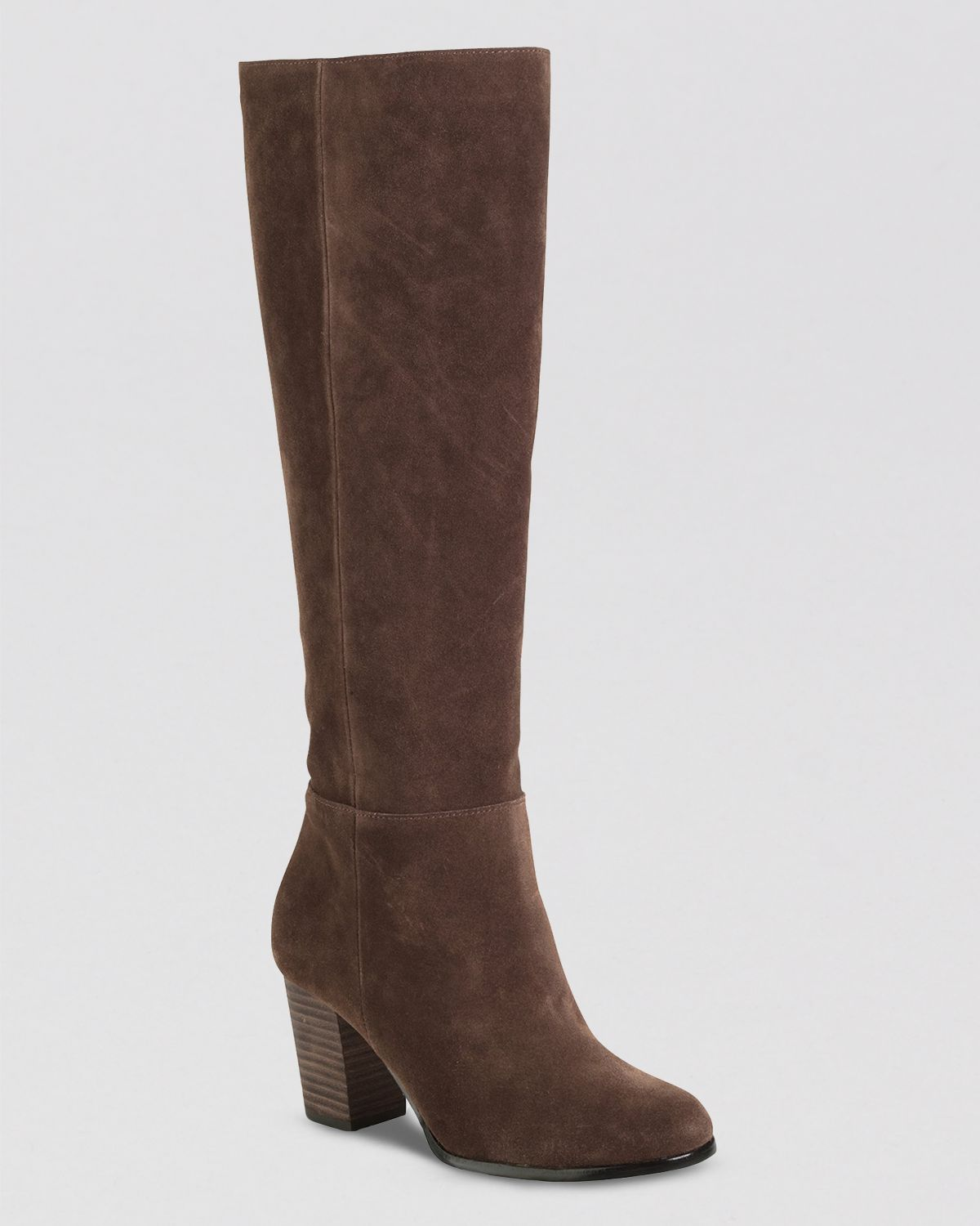 cole haan boots cassidy in brown chesnut suede lyst