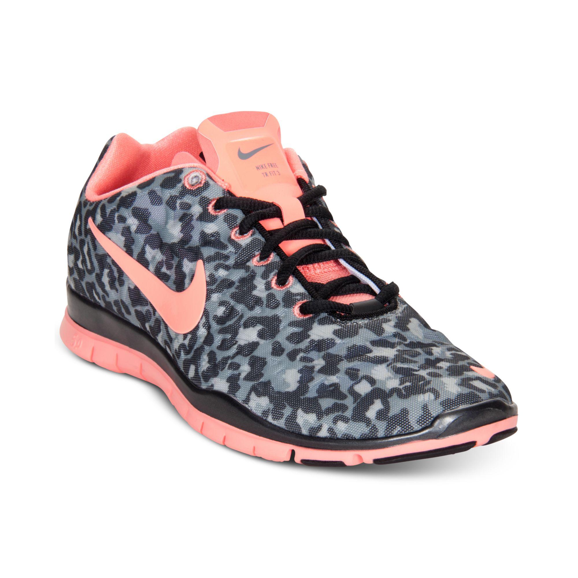 Nike Wmns Libre Tr Sadapter 3 Prt Imprimé Léopard 2013 Femmes Chaussures Cross-training
