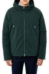 Marni Hooded Bomber Jacket - Lyst