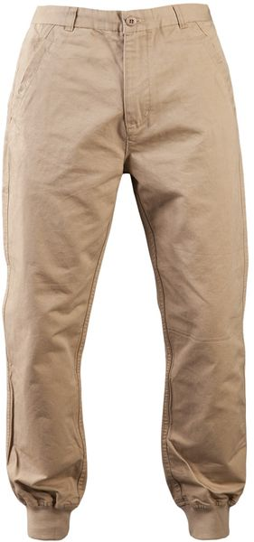 Pam Rubble Twill Trouser - Lyst
