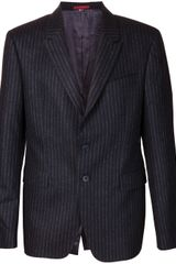 Paul Smith Pinstripe Blazer - Lyst
