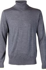 Paul Smith Turtleneck Sweater - Lyst