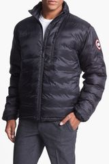 Canada Goose Lodge Down Jacket - Lyst