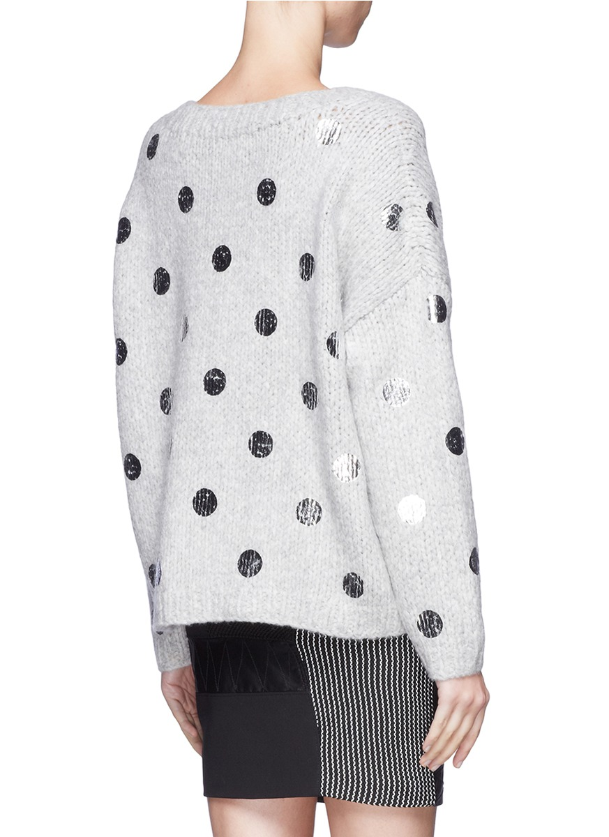 Liv's grey polka dot sweater on iZombie: Polka dot sweater in everyday cashmere by anthonyevans.tk, $96 (was $) Liv's stripe and flower print top on iZombie: Striped Ikat Pansy Long-Sleeve T-Shirt by Proenza Schouler at Neiman Marcus, $ More shoppable items from iZombie.