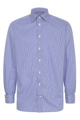 Eton Contemporary Fit Bengal Stripe Shirt - Lyst