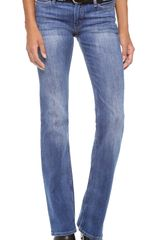 MiH Jeans London Boot Cut Jeans - Lyst
