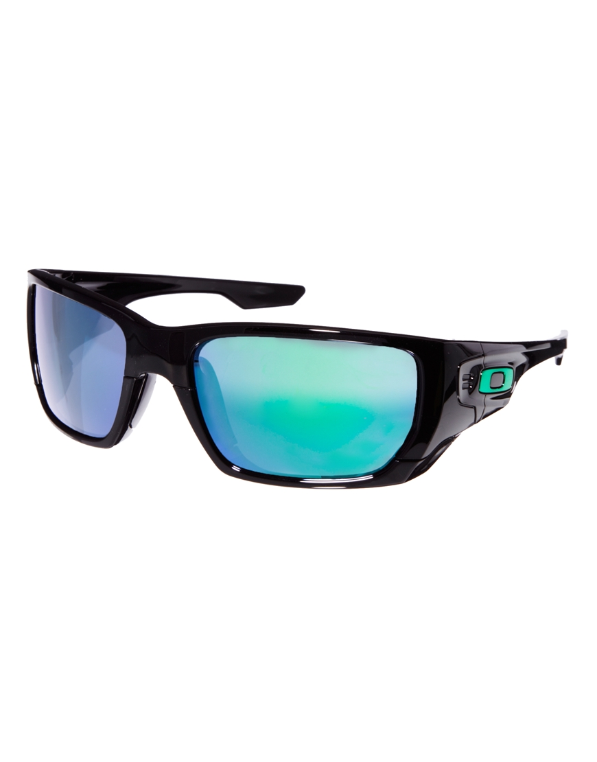 5f81af3d00 Oakley Style Switch Sunglasses in Black for Men - Lyst
