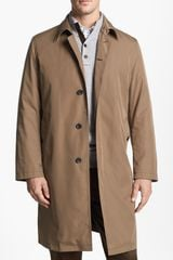 Sanyo Grays Car Coat - Lyst