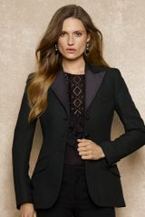 Blue Label Silk-lapels Jacket - Lyst