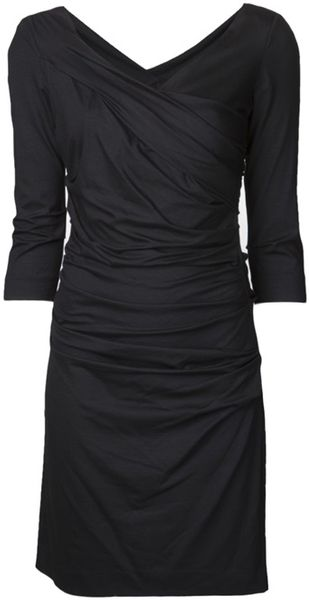 Diane Von Furstenberg Bentley Fitted Dress - Lyst