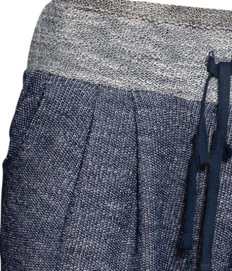 H&m Sweatpants in Blue