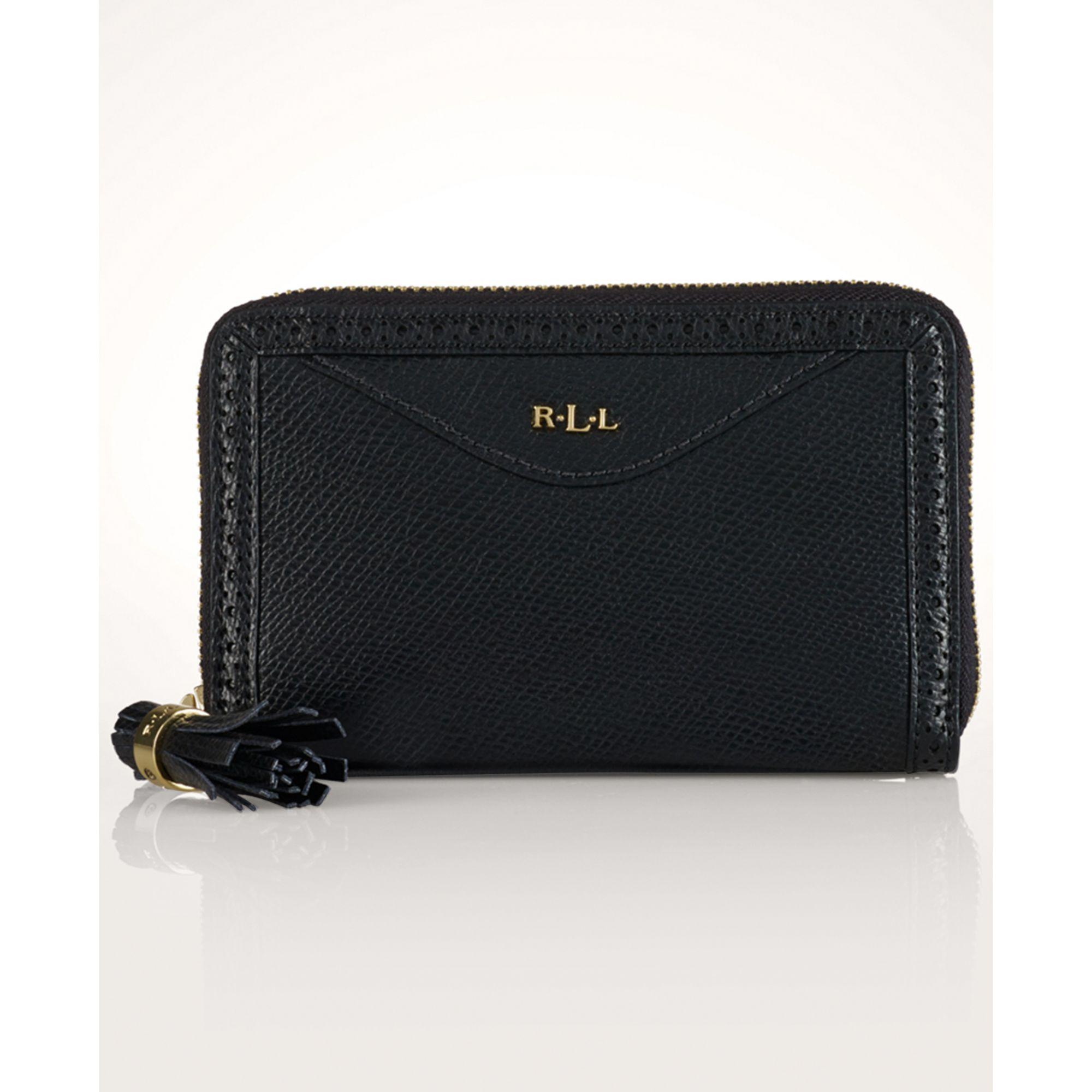 bd1005780142 Lyst - Lauren by Ralph Lauren Lauren Ralph Lauren Handbag Romilly ...