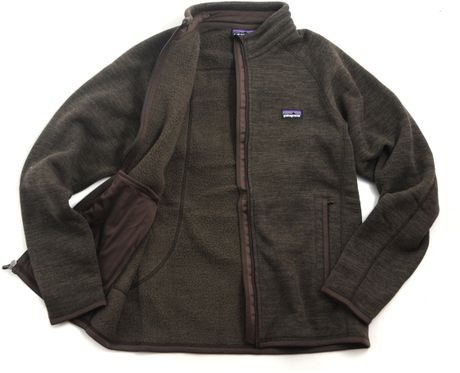 Patagonia Better Sweater Jacket Dark Walnut in Brown for ...