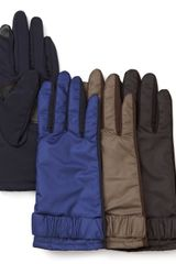 Echo Superfit Nylon Tech Gloves - Lyst